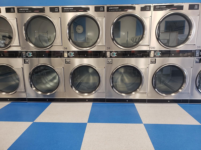 Tucson Laundry Centers Slider